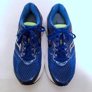 Saucony Guide 9 Everun Running Shoes, Men, Sz 8.5